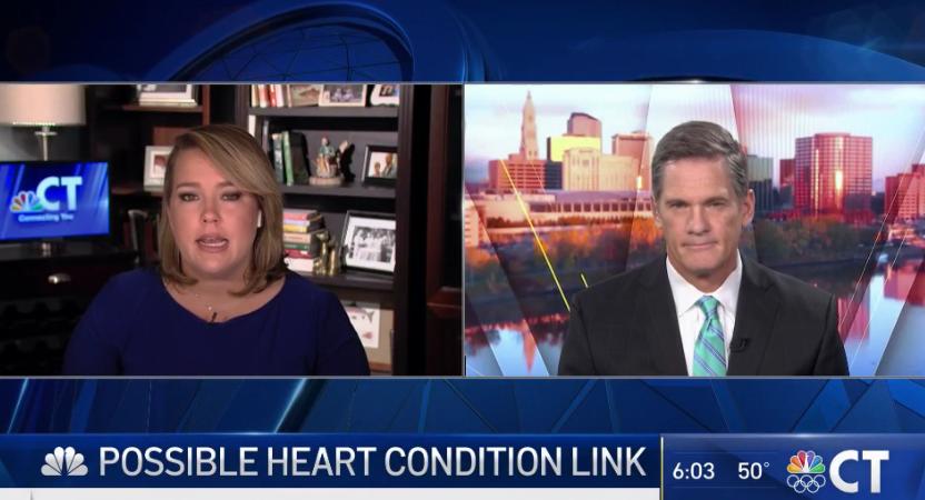 Problemas cardíacos después de recibir la vacuna COVID-19
