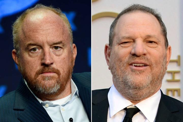 ¿Qué motiva a judíos como Louis CK y Harvey Weinstein?