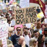 El silencio de BBC News y Sky News es ensordecedor después de que hasta un millón de personas se manifestaran en Londres por su Libertad el 29 de mayo